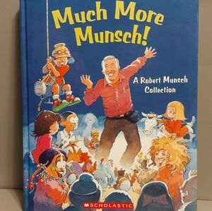 Robert Munsch Treasury 5 Books in 1!